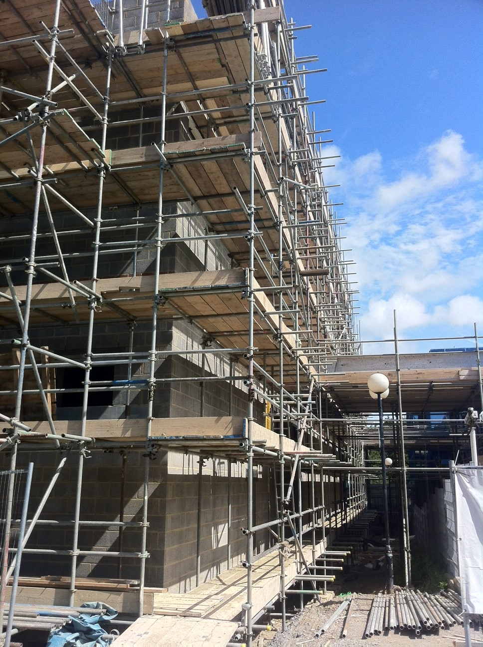 health amp safety brunel scaffolding