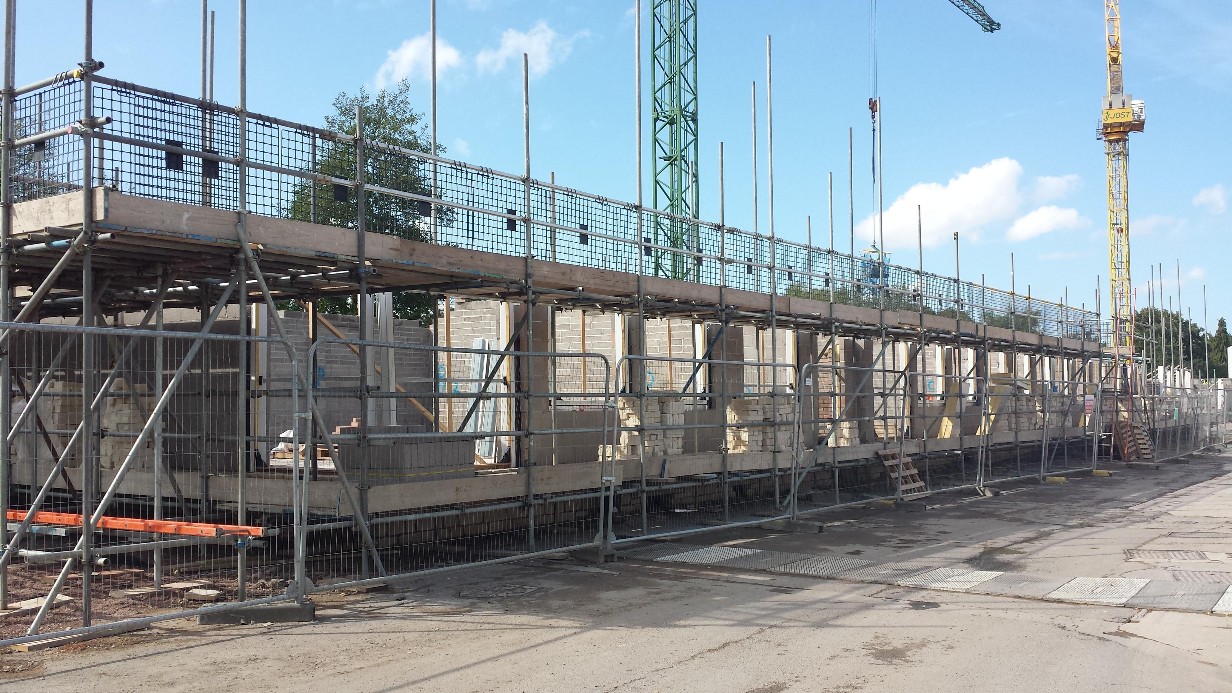 Westmead Lane – Chippenham | Brunel Scaffolding